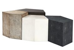 Pentagon from Robicara - Contemporary Coffee & Cocktail Tables - Dering Hall