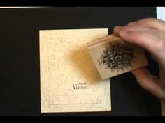 Triple Time Stamping Technique Card