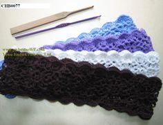 How to make a rasta crochet headband? - Yahoo! Answers