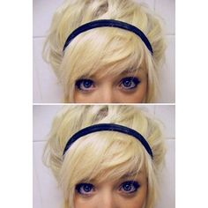 okay so I'm THINKING about getting my bangs cut like this :) I'm really nervous because i haven't got my hair cut in like 2 years (except for light trims) So do you think they are pretty?
