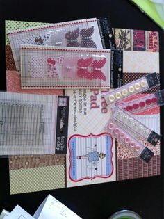 Twitter / vssweetideas: My jenni Bowlin purchase! Scrapbook Expo, Jenni, Stamp, Twitter, Sweet, Design, Candy, Stamps