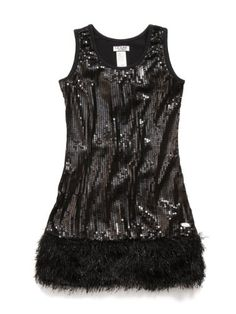 GUESS Kids Girls Big Girl Tank Dress Shaggy « Clothing Impulse