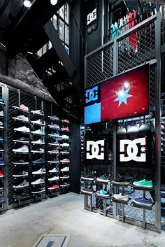 DC store design, Osaka Japa