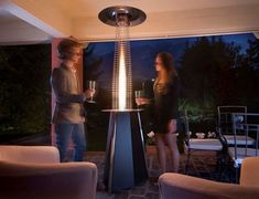 SOLEIL, Gas Patio Heater by SIABS, Italy. Gas Patio Heater, Design Concepts, Garden Tools, Kitchens, Backyard, Fire, Italy, Outdoor Furniture, Gallery