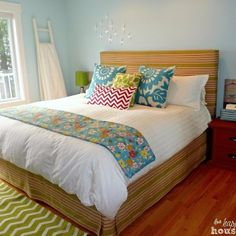 Budget  And Renter Friendly Ideas From The Window To The Wall.