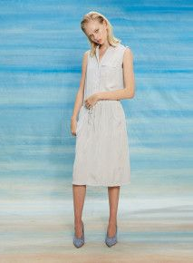 Caroline Sills Chrysler Dress