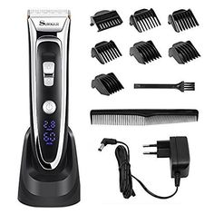 10 Top 10 Best Cordless Rechargeable Hair Clippers In 2018 Reviews