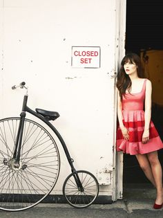 Zooey is so beautiful and cool. Her music is pretty fantastic too!