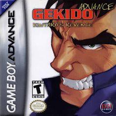 Emularoms: Gekido Advance: Kintaro's Revenge ( BR ) [ GBA ]