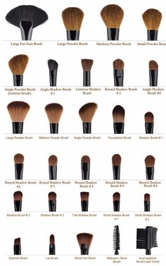 Eyebrow Makeup Tips, Makeup Tutorial Eyeliner, Makeup Guide, Contour Makeup, Eyeshadow Makeup, Face Makeup, Nose Contouring, Dewy Makeup, Eye Makeup Steps
