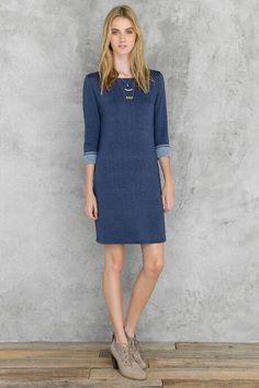 Skyler Knit Shift Dress $44.00