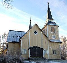 Ranuan Kirkko lokakuussa 2006.