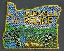 Aumsville OR PD(obsolete patch) Splash Park, Police Badges, Police Patches, Skate Park, Law Enforcement, Oregon, Fun, Police, Hilarious