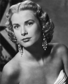 Grace Kelly 50S Hairstyles