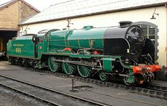 Southern Railway Lord Nelson class 4-6-0 No 850 'Lord Nelson'
