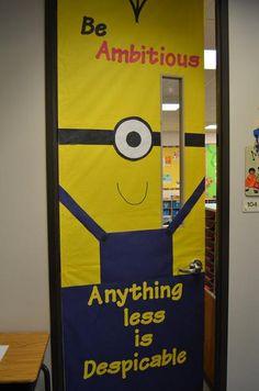 Classroom Doors 3_Bored Teachers