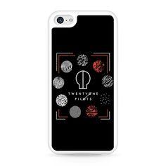 Twenty One Pilots Cover iPhone 5C Case