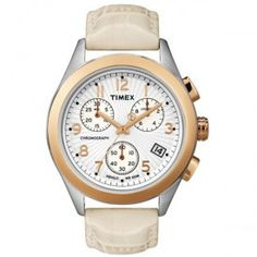 Buy Timex Chronograph Women Watch - T2N232 in India online. Free Shipping in India. Latest Timex Chronograph Women Watch - T2N232 at best prices in India.