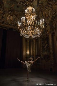 Léonore Baulac for Merlet at Palais Garnier Photo by David Herrero Ballet Art, Ballet Dancers, Dance Photos, Dance Pictures, Classy Aesthetic, Princess Aesthetic, Ballet Photography, Royal Ballet, Ballet Beautiful