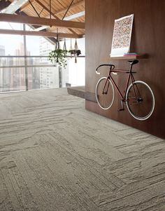 Interface Urban Retreat Planks (UR501) in colors and background for wayfinding/accents