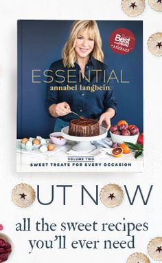 Annabel Langbein has more than 20 years experience as a cook and food writer, and is the star of the TV series Annabel Langbein The Free Range Cook. Sweet Recipes, Cake Recipes, Free Range, Books To Buy, Soup And Salad, Quick Easy Meals, Healthy Snacks, Sweet Treats, Cooking
