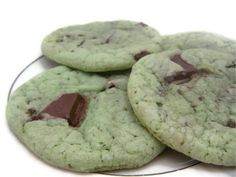 2justByou: Minty Holiday Cookies