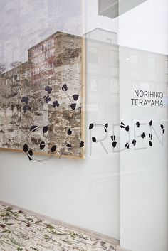 Norihiko Terayama Exhibition at Mjolk by kitka.ca, this show was really sparse, simple, but also so incredibly -beautiful. Congrats to Terayama-san for his first show in North America!!
