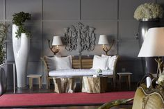 The SLS Hotel by Philippe Starck