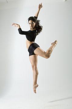 Jeanine Mason. Stunning dancer!