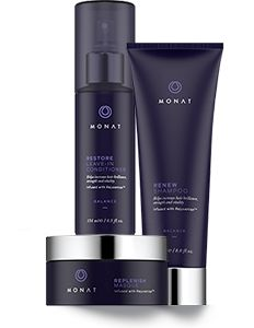Balance Treatment System for dry, frizzy, unmanagable hair! Sign up as a VIP customer and get %15 off and free shipping on autoship. Also enjoy the rewards program when you refer others, you'll earn free product!