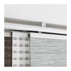 #Panel #track #blinds, also known as #sliding #window #panels or panel tracks, #Marvi #Interiors #collections are #perfect for covering large #windows and #sliding #doors.