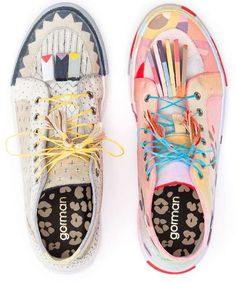Gorman Limited Edition Adventure Sneakers