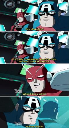 The Avengers Earth's Mightiest Heroes Qoutes