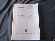 Interpretazioni kelseniane - libro