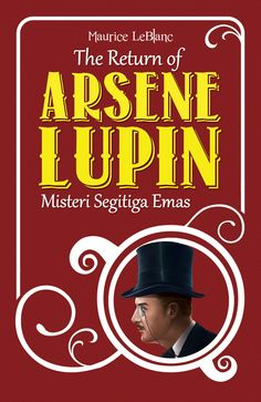 Special for Lupinian: Another Arsene Lupin adventure, when a bitter mix in a sweet way :)