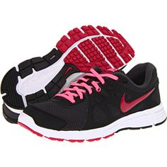 new concept c6e2b 78ba0 Pink swoosh with white sole Wolf, Blanco Negro