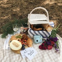 Picnic instagram ideas