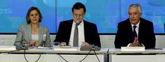 Rajoy mantiene a Cospedal y se limita a reforzar la cúpula del PP