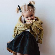 Cutie from @wunderkin_co #mishaandpuffpopcorn
