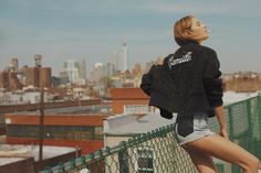Camille Rowe x So It Goes | Fashion Me Now