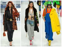 Moschino Fall 2015 - Trends: http://bit.ly/1vFcQXi