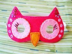 owl mask by jenna.gee2