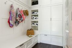 Marvelous Mudrooms! - Design Chic