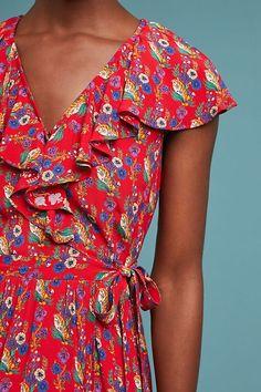 Slide View: 3: Rosalia Wrap Dress