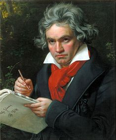 Ludwig van Beethoven - German pronunciation-baptized 17 December 1770 – 26 March 1827) was a German composer and pianist. A crucial figure in the transition between the Classical and Romantic eras in Western art music, he remains one of the most famous and influential of all composers.