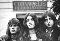 Emerson, Lake & Palmer - one of the loudest concerts I ever attended... in Vancouver at the Pacific Coliseum.. thought I'd never get the hearing back in my left ear.
