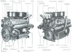 maybach engine tiger tank, world of tanks, maybach, panzer, armored  vehicles,