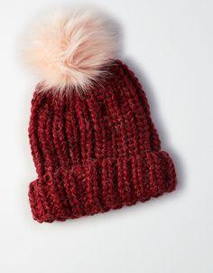 c0c863b3 American Eagle Outfitters Men's & Women's Clothing, Shoes & Accessories. Winter  WearWinter HatsFur Pom PomAeoMens ...