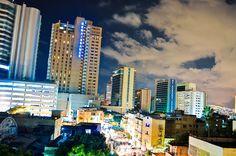 el centro de La Castellana en Caracas