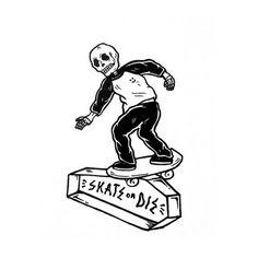 Illustration by adedewo #skate #fun #skateordie